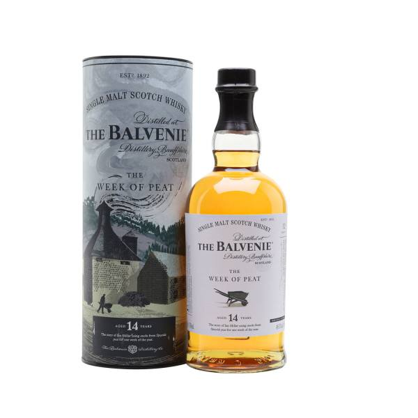 Balvenie 14 Year Old - Week of Peat Story no.2 (48.3%, 70cl)