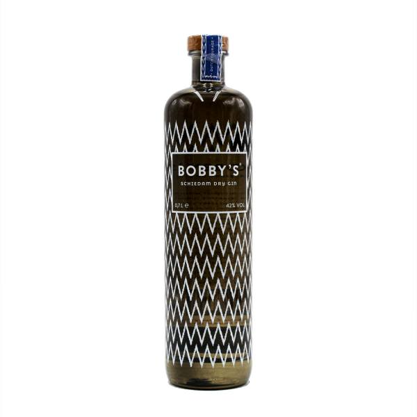 Bobby's Schiedam Dry Gin (42%, 70cl)