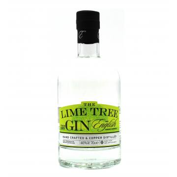 The English Drinks Company The Lime Tree Gin