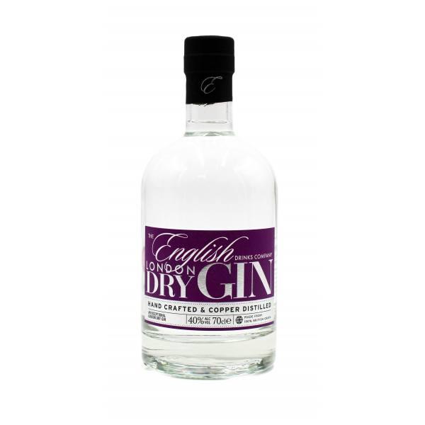 The English Drinks Company London Dry Gin