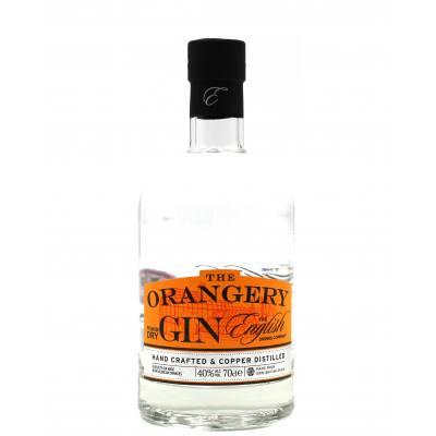 The English Drinks Company The Orangery Gin
