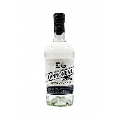 Edinburgh Navy Strength Cannonball Gin