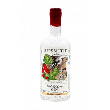 Sipsmith Chilli and Lime Gin
