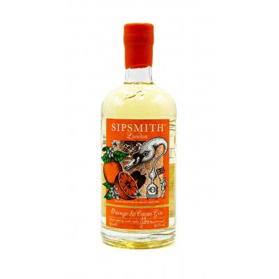 Sipsmith Orange and Cacao Gin
