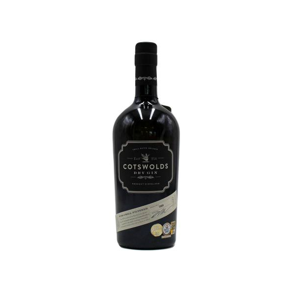Cotswolds Dry Gin (70cl, 46%)