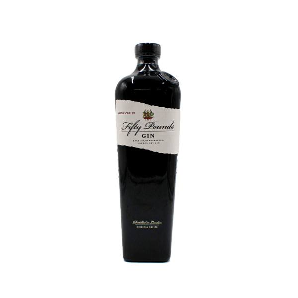 Fifty Pounds Gin (43.5%, 70cl)