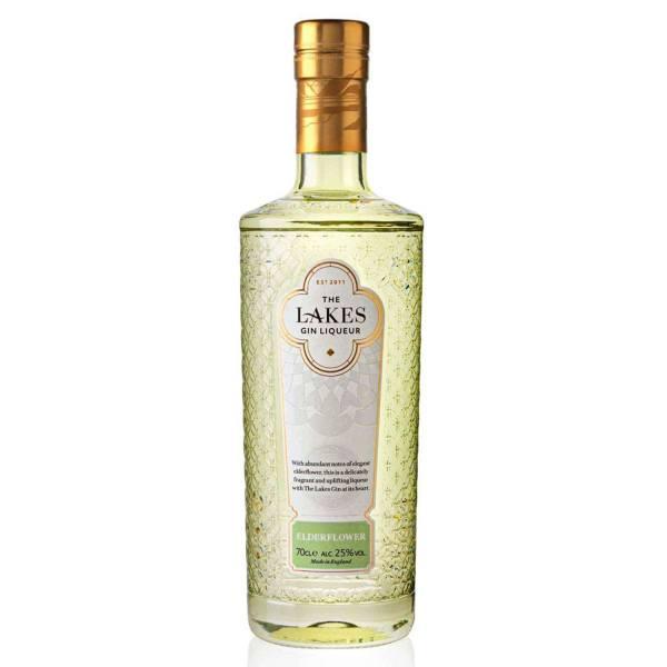 The Lakes Distillery Elderflower Gin Liqueur (25%, 70cl)