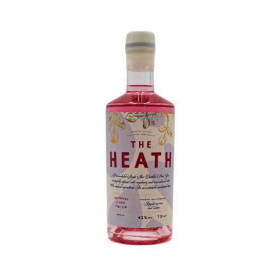 The Heath Raspberry and Rose Pink Gin
