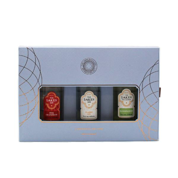 The Lakes Distillery Gin Gift Set