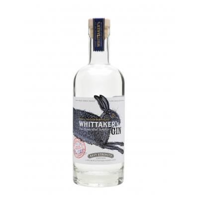 Whittaker's Gin Navy Strength