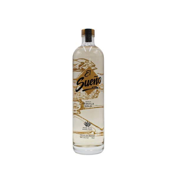 El Sueno Tequila Gold (38%, 70cl)