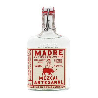 Madre Mescal 200ml Flask